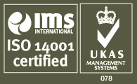 ISO 14001 GREY IMS
