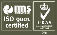 ISO 9001 GREY IMS